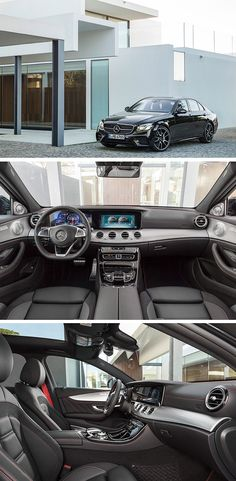With the new Mercedes-AMG E 43 4MATIC, Mercedes-AMG presents its first high-performance variant of the new E-Class. [Mercedes-AMG E 43 4MATIC | combined fuel consumption 8.3 l/100km | combined CO2 emission 189 g/km | http://mb4.me/efficiency_statement]