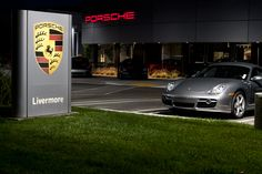 Porsche of Livermore Exterior