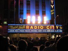 Radio City Music Hall - Gotta at least see it