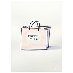 Fast fashion emotions #fastfashion #feelingempty #shoptillyoudrop