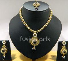 Mughal Jewelry Set