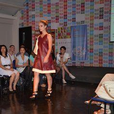 Realização do Desfile para a Faculdade Belas Artes de São Paulo - Inspiração:Viajantes Nômades - Contempôraneos + Wanderlust