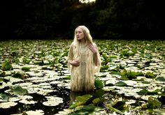 Lady Of The Lake - Kirsty Mitchell Photography, from the Wonderland Collection