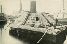 CSS Albemarle, twin-screw steamer, ironclad, sunk: October 28, 1864.  CSS Albemarle was a steam-powered ironclad ram of the Confederate Navy (and later the second Albemarle of the United States Navy), named for a town and a sound in North Carolina.