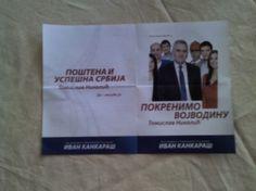 """В шест страни в Европа имаше избори на 6-ти май т.г. (анг), сред които Франция, която избира нов президент, Гърция — нов парламент и Сърбия.Последната страна е пред """"най-важните си избори"""" (анг), откакто Слободан Милошевич слезе от престола през 2000г.: почти 7 милиона сръбски граждани гласуваха за нови президент и парламент, както и за нови общински и местни губернатори, избирайки между 18 изборни листинги за парламента и 12 кандидата за президент."""