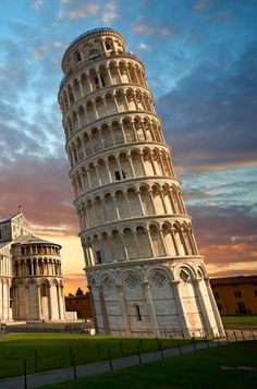 Pisa, Italy | Located in the city of Pisa, the aptly nicknamed Leaning Tower of Pisa stands. Built in three stages over more than 150 years, the Tower of Pisa has a deep and interesting history. Cruise with Royal Caribbean to Pisa, Italy and learn the history behind this iconic structure and just how it came to be known as the Leaning Tower of Pisa.