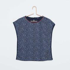 9euros KIABI Camiseta holgada y recta Camiseta Holgada fde6920a3b624
