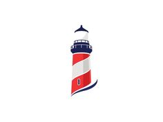 simple lighthouse - Google Search