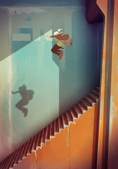 Game art 307089268322946429 - Illustration Guillaume Ospital Source by SCBarchitecte Art And Illustration, Manga Illustrations, People Illustration, Doodle Drawing, Drawing Girls, Graphisches Design, Drawn Art, Oeuvre D'art, Game Art