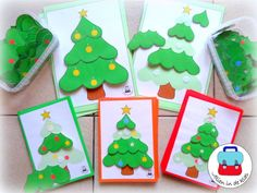 Kerstboompuzzels ( Jolien in de klas) alle leeftijden Te koop