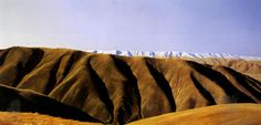 The Athenaeum - Timeless Land (Grahame Sydney - ) Abstract Landscape, Landscape Paintings, Landscapes, Engagement Presents, New Zealand Landscape, New Zealand Art, Nz Art, Maori Art, Kiwiana