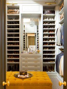 10 Steps to Your Dream Closet