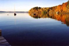 Lake Champlain Vermont vacation rentals lakefront Addison