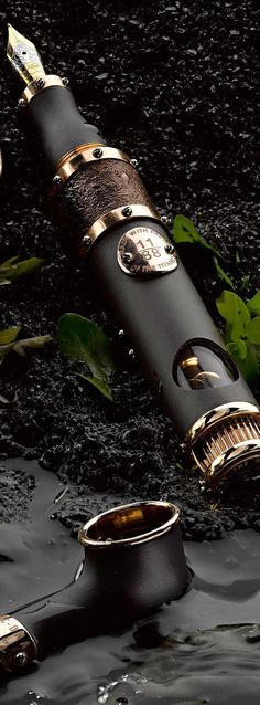 Titanic-DNA Fountain Pens from Romain Jerome ♥✤ | Keep Smiling | BeStayBeautiful