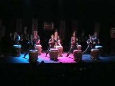 Tentekko Taiko - Taiko drummers - Taiko trommeln Taiko drums 太鼓 - Taiko-drums - Taiko-drum