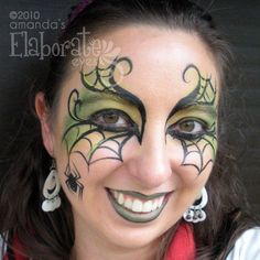 Kids Witch make up - Yahoo Image Search Results