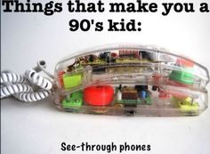things that make you a 90s kid