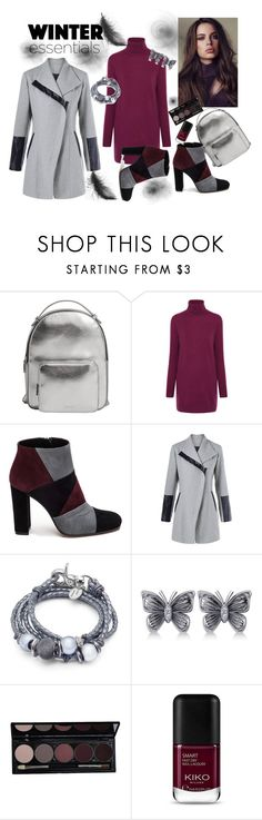 """""""Untitled #3"""" by azra-a ❤ liked on Polyvore featuring MANGO, Equipment, Roberto Festa, Lizzy James and Allurez"""