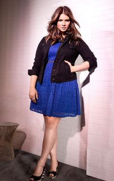 Plus size fashion...torrid.com