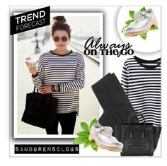"""""""sandgrensclogs 10"""" by deeyanago ❤ liked on Polyvore featuring Madewell"""