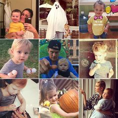 Stars took to social media with adorable family pictures this week!