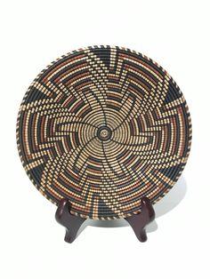 Basket illusion woodturning, Burning and Coloring on Maple