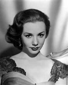 Piper Laurie, 1954 (b 1932), American multi-Academy Award nominated actress of stage and screen