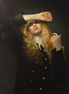 Maria Kreyn, mask