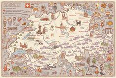 """Kinderbuch """"Alle Welt. Das Landkartenbuch"""""""