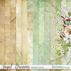 Free Digital Scrapbooking, Project 365, Vintage Ephemera, Journal Cards, Flourish, Word Art, Swirls, Graffiti, Paper Crafts