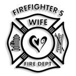 lady+firefighter+apparel | ... firefighter ladies styled tote bags, t-shirts and firefighter theme
