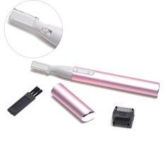 Female Portable Electric Eyebrow & Hair Trimmer