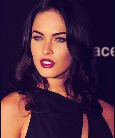 Megan Fox Hair, Megan Denise Fox, Megan Fox Transformers, Beauty Queens, Hollywood, Actresses, Celebrities, Hair Styles, Cinema