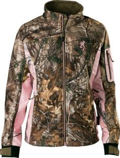 Browning® Women's Hell's Belles Soft-Shell Jacket