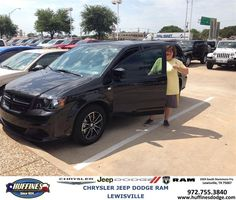https://flic.kr/p/JQ3X4a | #HappyBirthday to Andrea from David Jones at Huffines Chrysler Jeep Dodge Ram Lewisville! | deliverymaxx.com/DealerReviews.aspx?DealerCode=XMLJ
