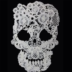 day of the dead lace - Google Search