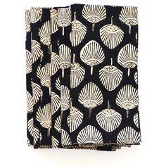 Fan napkins
