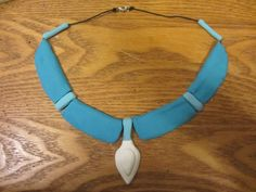 DIY Pocahontas Necklace #Disney #movie #replica #jewelry #clay #prop #cosplay #costume