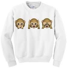 Resultado de imagen para ropa emoji