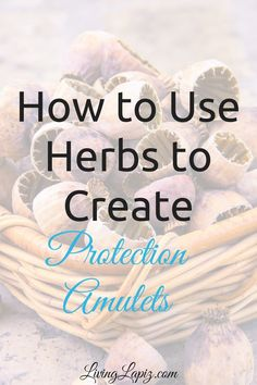 Learn how to use herbs to create your own protection amulets and how to purify your home to dispell any negative or evil energy that may be lurking around. Herbs For Protection, Protection Symbols, Home Protection, Wicca For Beginners, Witchcraft For Beginners, Magic Herbs, Herbal Magic, What Is Spirituality, Paz Mental