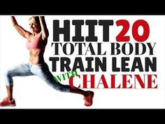20 HIIT Workout for Fat Loss Chalene Johnson - YouTube