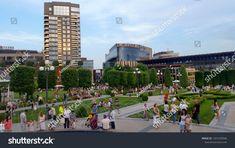 Central Square, Dolores Park, City, Travel, Image, Romania, Parks, Pictures, Viajes