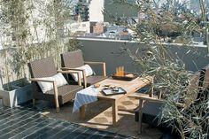Solución 269: ideas para decorar una terraza de 160m2