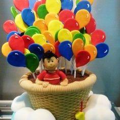 Ballon cake
