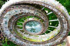 Arte del mosaico mosaico escultura y mosaico por NikkiEllaWhitlock