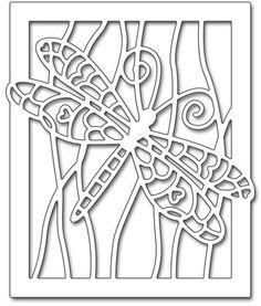 Christmas Reindeer Joy Creative Steel Die Cutting Dies PENNY BLACK 51-062 New