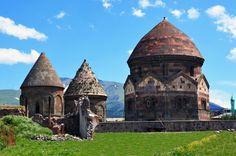 Üç Kümbetler Erzurum/Türkiye