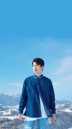 JinYoung in Trailer NEVER EVER  of GOT7 Album FLIGHTLOG:ARRIVAL