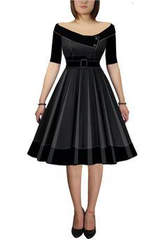 Trendy fashion dresses