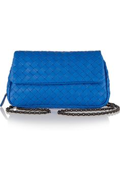 Bottega Veneta | Intrecciato leather shoulder bag | NET-A-PORTER.COM